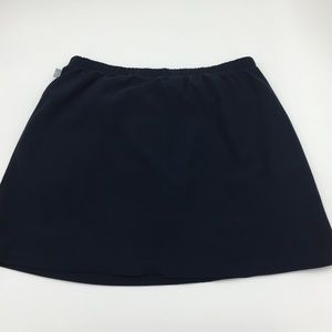 Nike Medium Athletic skirt black dri fit